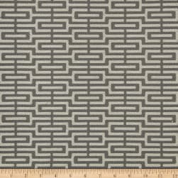 Crypton Home Emma Jacquard Zinc Fabric