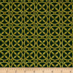 Bryant Indoor/Outdoor Collette Spruce Fabric