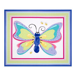 Flutter the Butterfly Flutter Wall Hanging 35.5