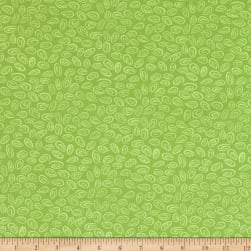 Susybee Swirl Green Fabric