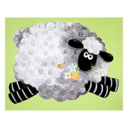 Lewe the Ewe Play Mat 35