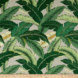 Tommy Bahama Indoor/Outdoor Island Hopping Slate Fabric