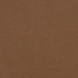 9 oz Brushed Bull Denim Cocoa Fabric