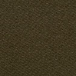 12 oz Brushed Bull Denim Olive Fabric