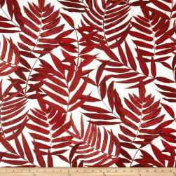 Covington Indoor/Outdoor Dafina Crimson Red Fabric