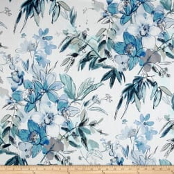 Covington Myrtle Dream Blue Fabric