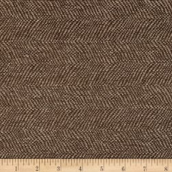 Richloom Bean Basketweave Chocolate Fabric