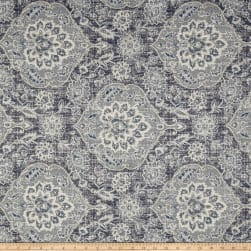 Richloom Mayberry Jacquard Cobalt Fabric
