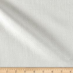 100% Linen Basketweave Washed Oyster Fabric