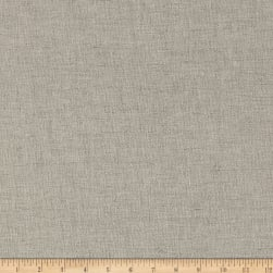 European Linen Blend Washed Natural Fabric