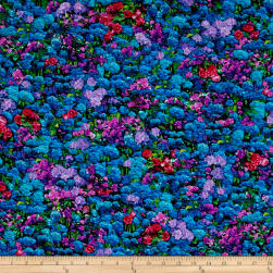 Kaufman Picture This Digitally Printed Ocean Sweet Fabric