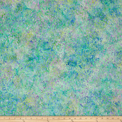 Kaufman Batiks Wavelengths Scatter Melon