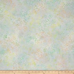 Kaufman Batiks Wavelengths Splatter Melon
