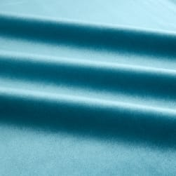Plush Darling Velvet Aqua Fabric