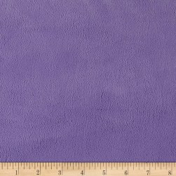 Michael Miller Minky Solid Minky Purple Fabric