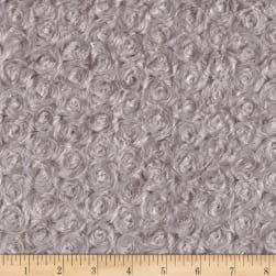Michael Miller Minky Solid Rosebud Taupe
