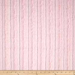Michael Miller Minky Solid Velvet Snuggle Light Pink