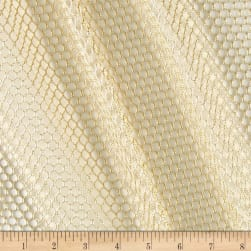 Air Mesh Vegas Gold Fabric