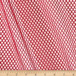 Air Mesh Red Fabric