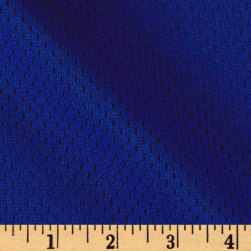 8.5 oz Athletic Stretch Mesh Royal Blue