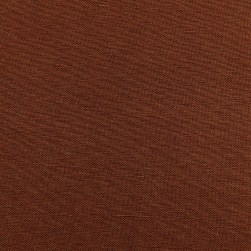 European Linen Blend Brick Fabric