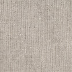 100% European Linen Oatmeal Fabric