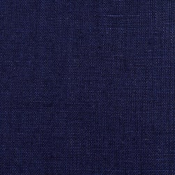 100% European Linen Suiting New Indigo Fabric