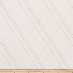 Fabricut 50058w Cornova Wallpaper Silver 01 (Double Roll)