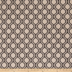 Fabricut 50078w Keys Geo Wallpaper Khaki 03 (Double