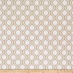 Fabricut 50078w Keys Geo Wallpaper Twine 07 (Double