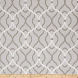 Fabricut 50094w Passa Ogee Wallpaper Dove 03 (Double