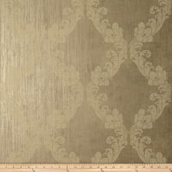 Fabricut 50147w Helmsdale Wallpaper Burlap 01 (Double Roll)