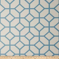 Fabricut 50154w Warwick Wallpaper Harbor Blue 02 (Double