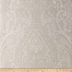 Fabricut 50172w Cachemire Wallpaper Buff 01 (Double Roll)