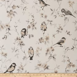 Fabricut 50185w Gwenna Wallpaper Dove 01 (Double Roll)