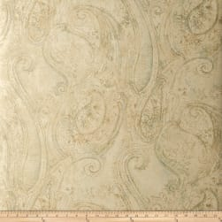 Fabricut 50215w Willamar Wallpaper Sand 02 (Double Roll)