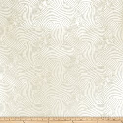 Fabricut Idyll Wallpaper Pearl (Double Roll)