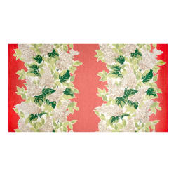 Madcap Cottage Windy Corner Rhubarb Fabric