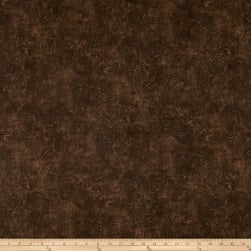 Wilmington Essentials Crackle Dark Brown Fabric