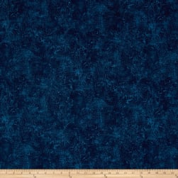 Wilmington Essentials Crackle Navy Fabric