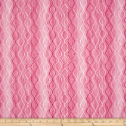 Prelude Wavy Stripes Pink