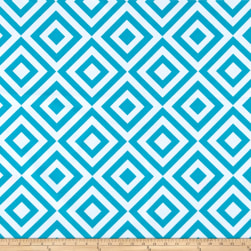 Machine Washable Polyjane Turquoise