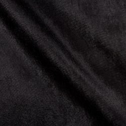 Eroica Othello Velvet Black Fabric