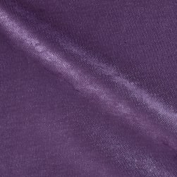 Eroica Othello Velvet Plum Fabric