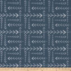 Premier Prints Native Spruce Blue Fabric
