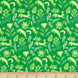 Michael Miller Frolic Frolicking Apple Fabric