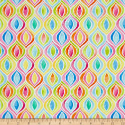 Michael Miller Frolic Mini Bargello Spring Fabric