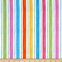 Michael Miller Our Yard Cadence Garden Fabric