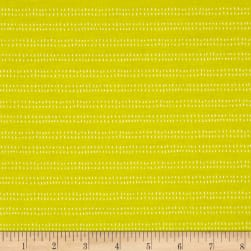 Michael Miller In Bloom Linger Citron Fabric