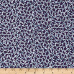 Liberty Fabrics Tana Lawn Tree Tops Blue Fabric